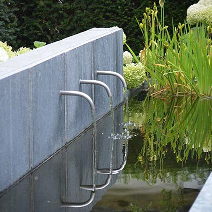 Kleine Tuin Met Water.Kleine Tuin Ontwerp En Realisatie Van Uw Tuin